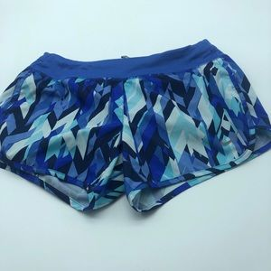 🆕 Nike Dri fit blue running shorts